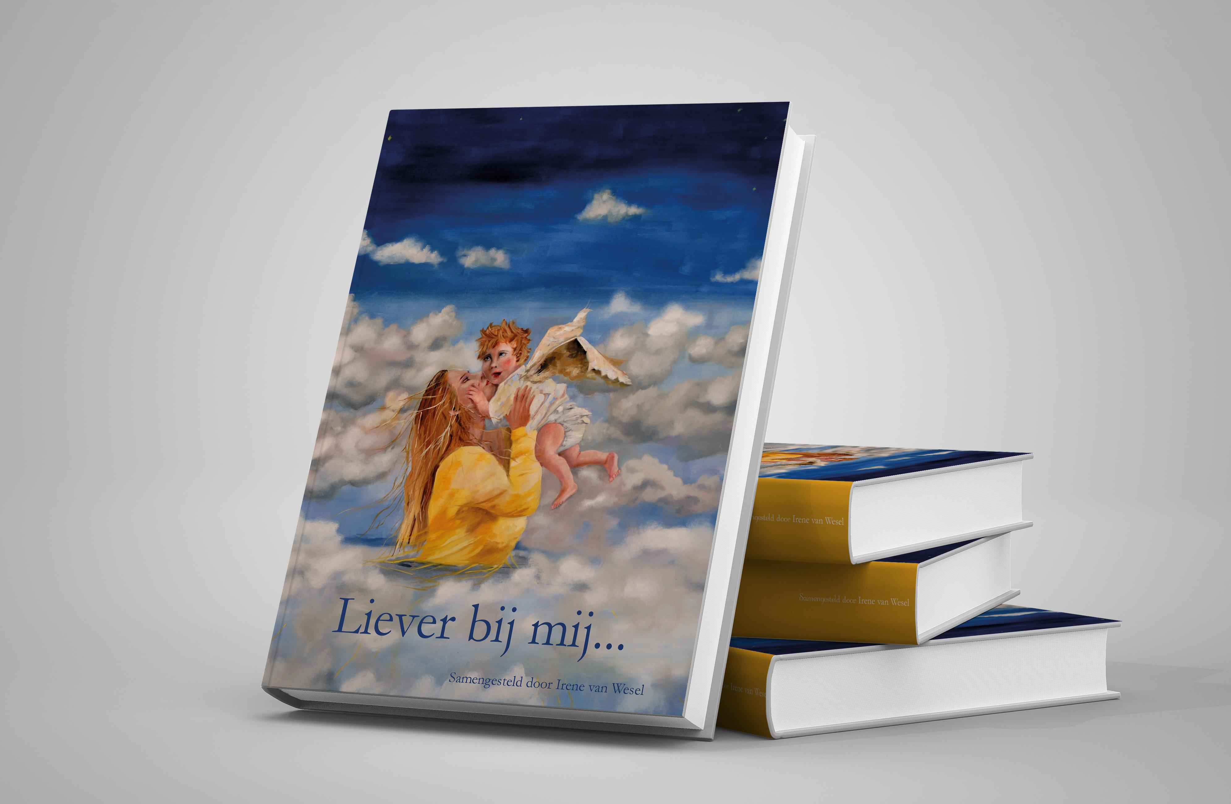 """Het Boek """"Liever Bij Mij"""""""